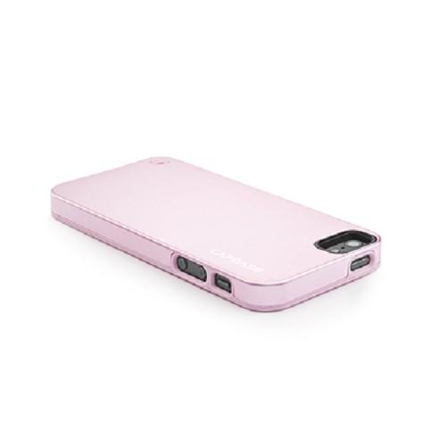CAPDASE Alumor Jacket [MTIH5-5144] - Pink - Casing Handphone / Case